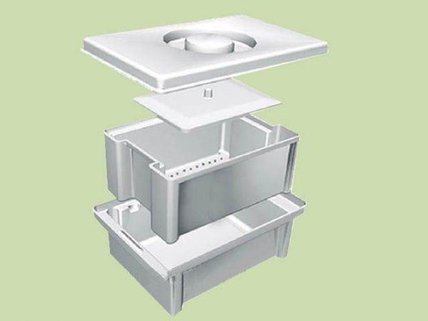 Емкость-контейнер ЕДПО-5-01