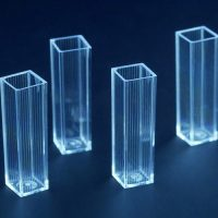 Кювета для спектрофотометрии 10х10х45мм, ПС, уп.100 шт.