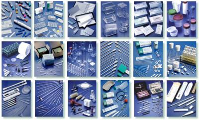 Лабораторные аксессуары и расходные материалы