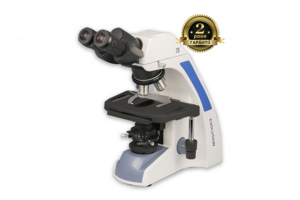 Микроскоп MICROmed Evolution ES-4140 c цифровой камерой 5 Мп